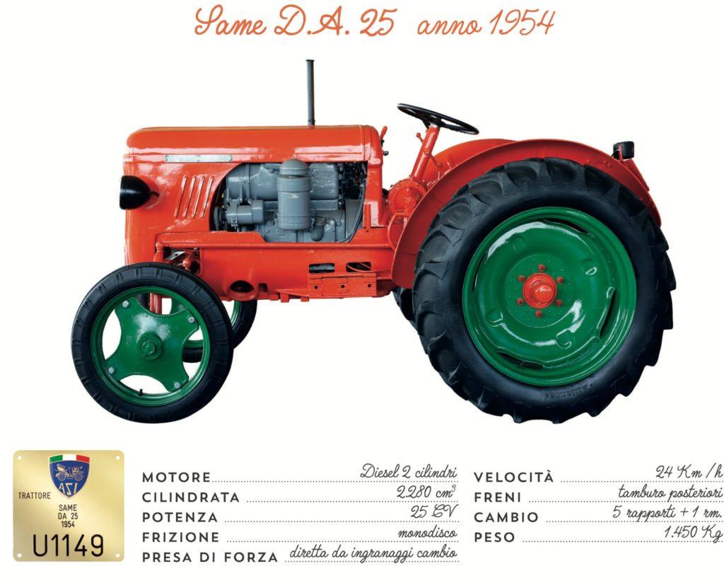 Same DA25 - 1954